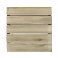 Mini Deck Pinus Autoclavado