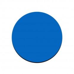 Tapa Furo 13mm Azul...